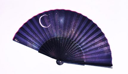 constellation handfan by Gigi