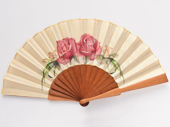 wedding hand fans, silk folding fans